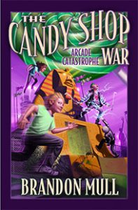 The Candy Shop War: Arcade Catastrophe