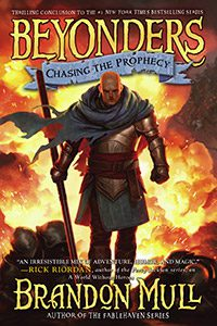 Beyonders 3: Chasing the Prophecy