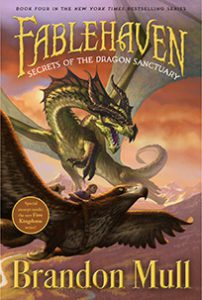 Fablehaven: Secret of the Dragon Sanctuary