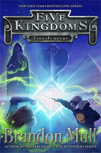 Five Kingdoms Book 5: Time Jumpers