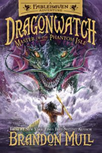 Dragonwatch 3: Master of the Phantom Isle