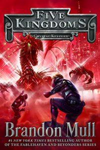 Five Kingdoms Book 3: Crystal Keepers